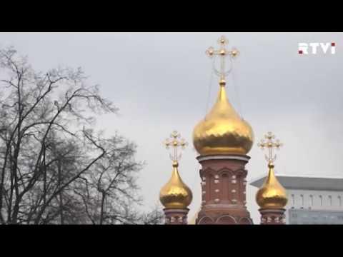 Успенская церковь видео