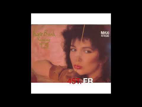 kate bush - running up that hill instrumental vinyl 1985 HQ