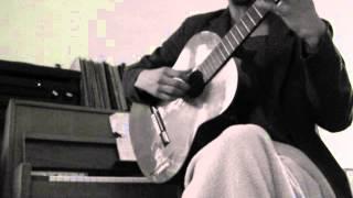 Eleanor Rigby  Norwegian Wood gentle classical guitar fingerstyle picking arrangement