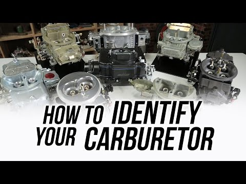 How To Identify Your Holley & Demon Carburetor