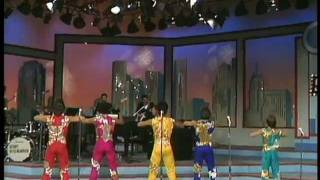 1984 MDA Telethon - Menudo (featuring Ricky Martin)