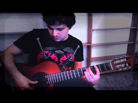 Пикник - Фиолетово Черный ( Урок гитары )