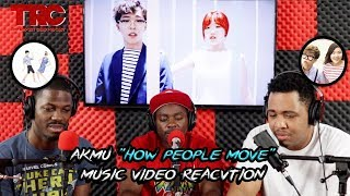 """AKMU """"How People Move"""" Music Video Reaction"""