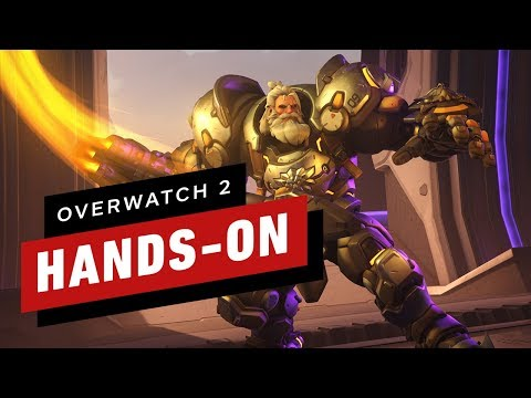 Overwatch 2 Hands-On Gameplay Impressions - Blizzcon 2019