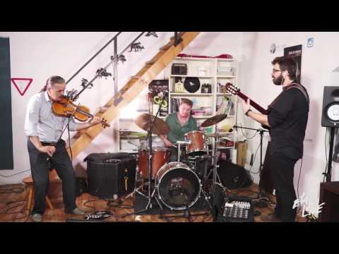 Etaj'Live #5. Folk Reverse Jazz Trio online metal music video by FOLK REVERSE