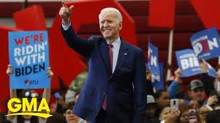 6 states vote today as Joe Biden leads delegate count l GMA