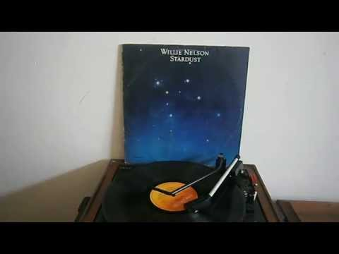 Willie Nelson - Unchained Melody ( Vinyl Version ) HD