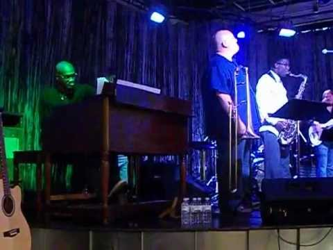 Ralph T. Lofton, Jr. Sittin In With The Marcus Finnie Band