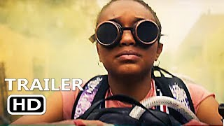 SEE YOU YESTERDAY Official Trailer (2019) Netflix Movie