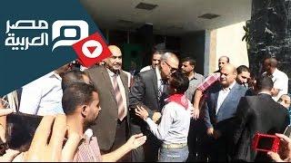 preview picture of video 'مصر العربية | الشعلة الأولمبية تصل محافظة قنا'