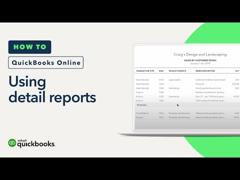 Download How To Use Detail Reports Transactions Expenses