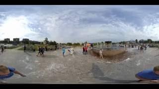 видео 360: День молодежи 2016 (Белово Кемеровской обл.)3