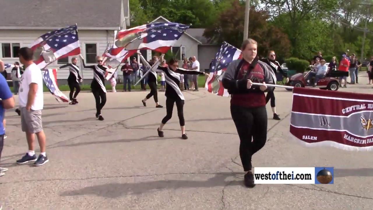 2019 Silver Lake Memorial Day Parade 2019 music