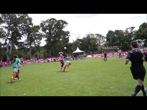Golo Final Nacional SUB 13 FFFEmenino 2019