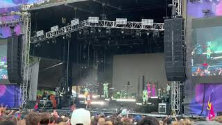 """Outside Lands Anderson .Paak, """"6 Summers"""" August 11, 2019   Sutro Stage"""