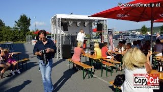 preview picture of video '2. 8. 2014 - Arenafest 2014 in Mattersburg - CCM-TV.at'