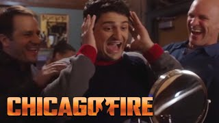 Dawson Helps Otis Get A Date | Chicago Fire