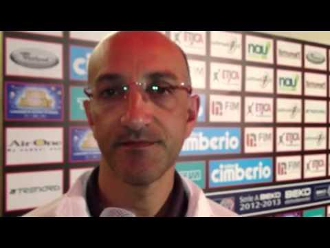 """Vitucci: """"Pronti ed eccitati per i playoff"""""""
