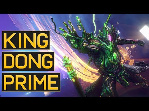 Warframe: NEW Prime Warframe & Weapons - First Look