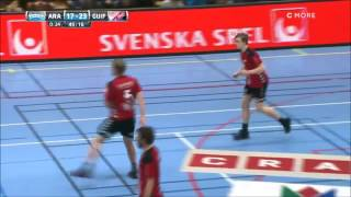 Erik Persson bombar mot Aranäs borta