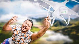DRONE ആക്രമണം😱 & പഞ്ചറായ ചന്തിയും 🍑