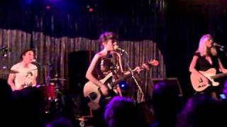 Those Darlins @Satellite (Waste Away)