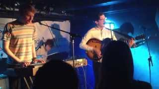 Dan Croll - Compliment Your Soul (live) [HD]