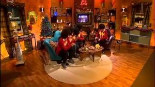 JLS - One Shot live and interview on Alan Carr Chatty Man