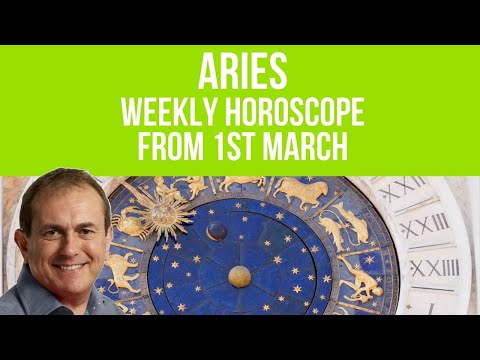 Weekly Horoscopes from 1st March 2021