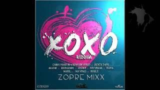 XOXO RIDDIM MIXX by Zopre
