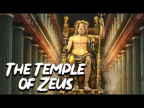 Sedm divů světa: Diův chrám v Olympii