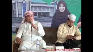 Ust STEVEN MANTAN FRATER KATOLIK Hanya Islam Yg Punya 1 Tuhan Absolut Tdk Bisa Di Gambarkan