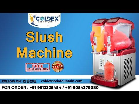 Ice Slush Dispenser