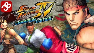 Street Fighter IV Champion Edition - iOS/Android - Gameplay Video by CAPCOM
