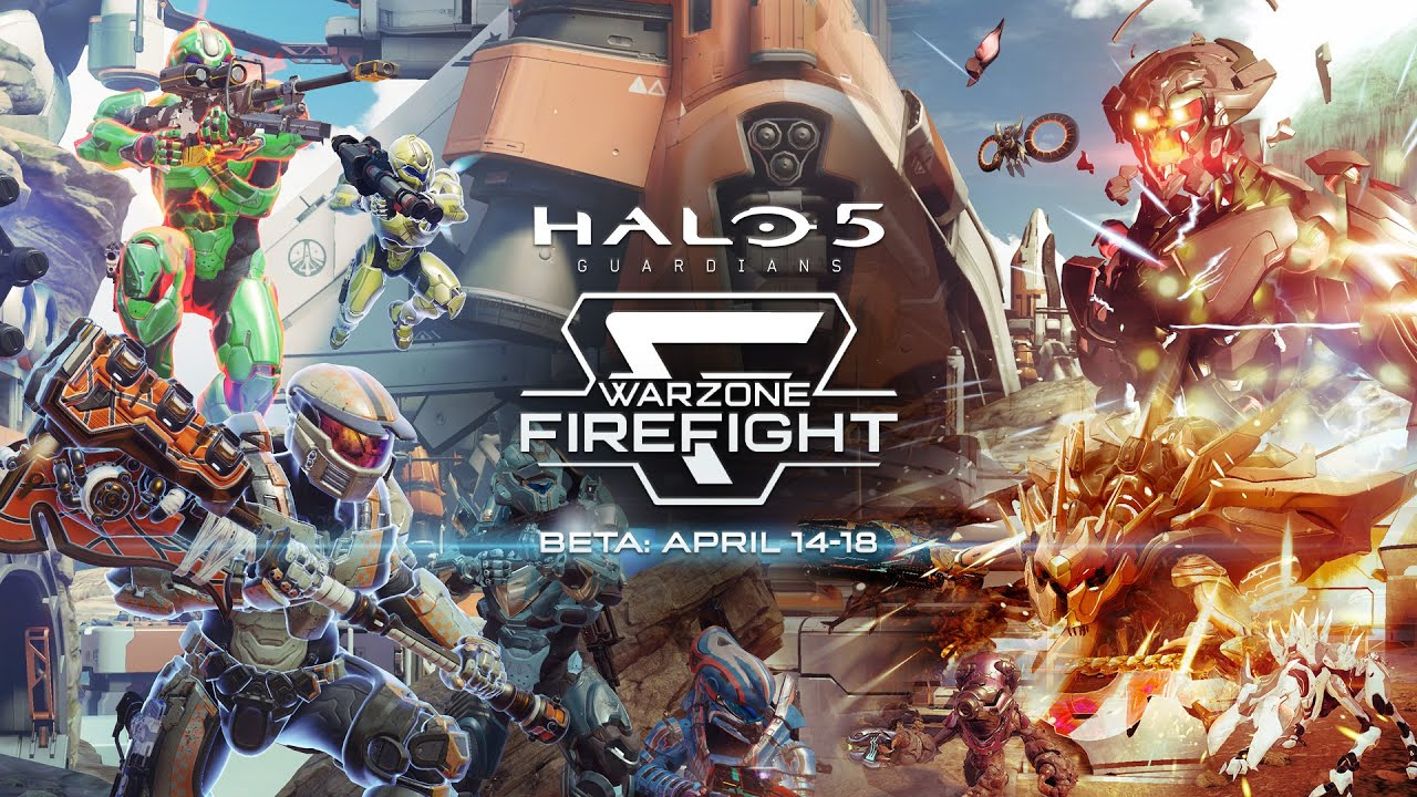 Video forThe Halo 5: Guardians Warzone Firefight Beta is Available Now