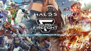 Gameplay beta Warzone Firefight