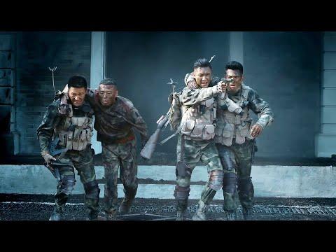 4名國軍特種兵困入機關,竟被他們殺出一條血路,反殺日軍大佐!