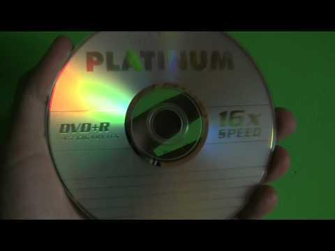 DVD Rohling ( Platinum )