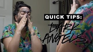 LUSH Quick Tips: Dark Angels