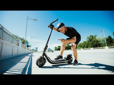 BOOSTED REV REVIEW - The BEST Electric Scooter?