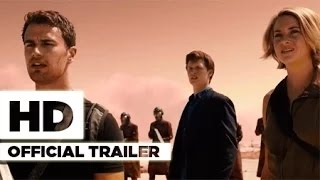 The Divergent Series  Allegiant Official Trailer 1 2016 Action Shailene Woodley  HD Trailer