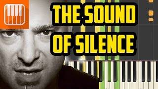 The Sound Of Silence / Disturbed (Piano track only - FULL version)