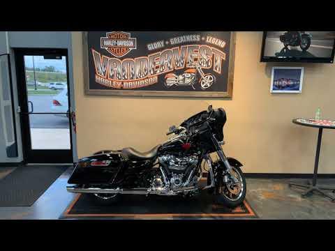 2020 Harley-Davidson Touring Electra Glide Standard at Vandervest Harley-Davidson, Green Bay, WI 54303