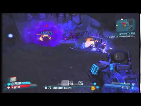 Borderlands 2 Op8 Mechromancer \