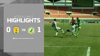 CAF CL   Napsa Stars 0 – 1 Coton Sport FC