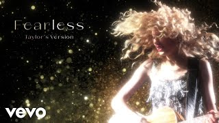 Taylor Swift – Fearless (Taylor's Version) (Lyric Video)