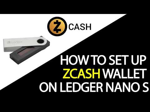 How to Set Up Your ZCash (ZEC) Wallet on Ledger Nano S The Right Way!