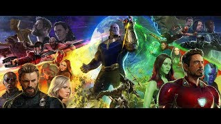 Marvel Cinematic Universe Music Video |Disciple-The Wait is Over| HD
