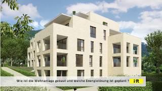 Wohnkonzept wohn-iQ in Wohnanlage Werdenberg Bludenz - i+R Wohnbau