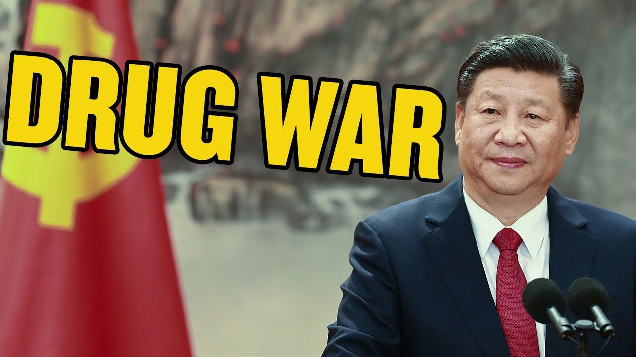 China At WAR: Drug Dealing, Money Laundering, and Espionage thumbnail